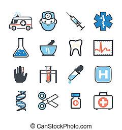 救護車, 圖象