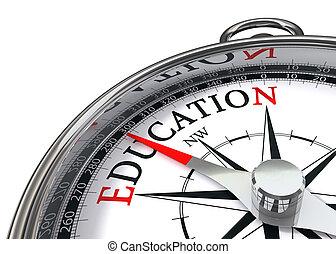 教育, 指南針