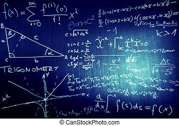 數學, 物理學, 科學