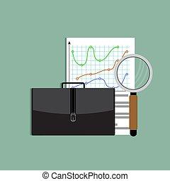 文件夾, 分析, 交換