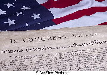 文件, 歷史, 憲法, 我們