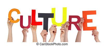 文化, 扣留手