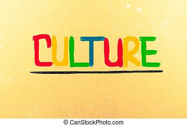 文化, 概念