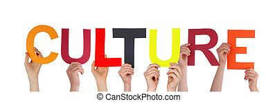 文化, 藏品, 人們