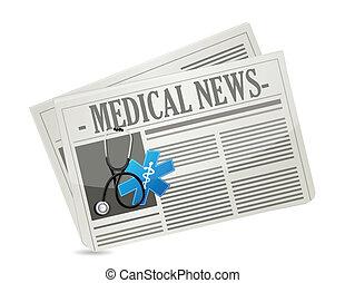 新聞, 醫學的概念