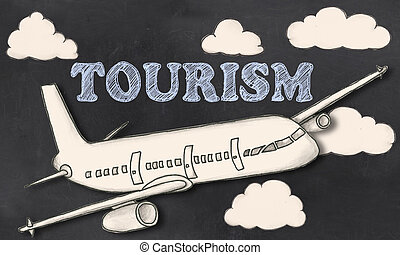 旅遊業, 黑板