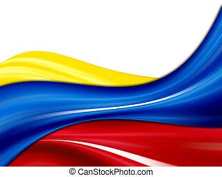 旗, 哥倫比亞