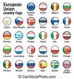 旗, -, 成員, 良好, 國家