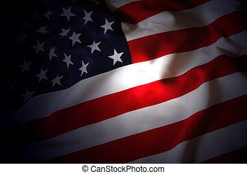 旗, 我們