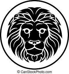 星象徵候, 獅子, 黃道帶, leo, 占星術