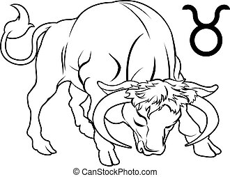 星象, 黃道帶, 簽署, 金牛座, 占星術