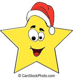 星, 聖誕節