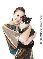 暹羅的貓, 所有者