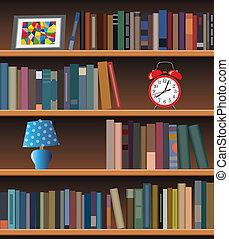 書架, 現代