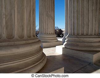 最高法院, 專欄