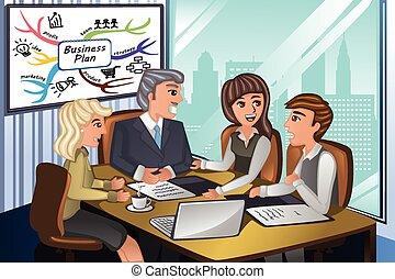 會議, 商業界人士