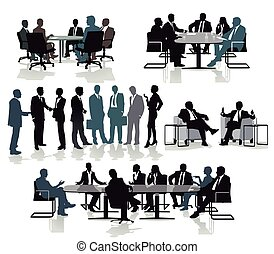 會議, beratung