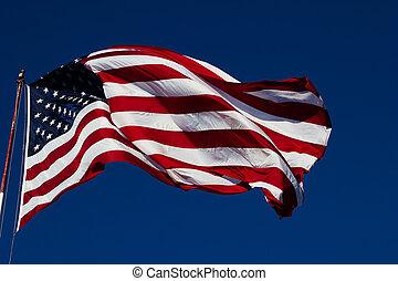 有風, 旗, 我們