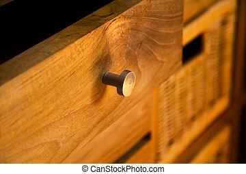木制, 家具