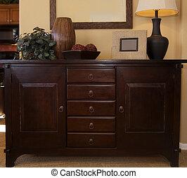 木制, 寢室家具