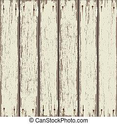 木制, 老, 柵欄