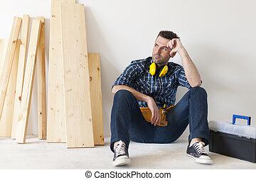 木匠, 放松, 工作, 以後