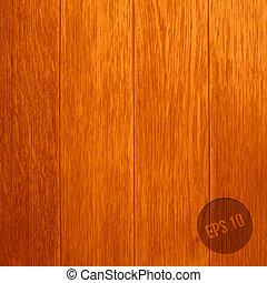 木頭, 矢量, texture., 背景