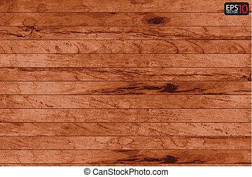 木頭, 背景, 板條, 矢量