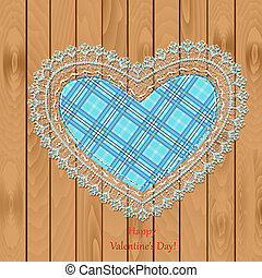 木 紋理, 情人節