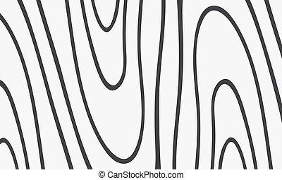 木 紋理, 背景, vector., 圖案