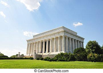 林肯;亞伯拉罕, 紀念館