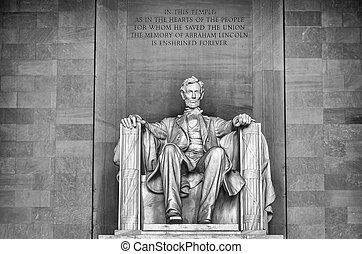 林肯紀念館, 華盛頓特區