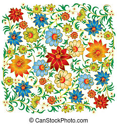 植物, 摘要, 白色, 裝飾品, 被隔离