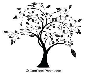 植物, 樹
