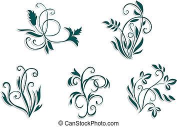 植物, 裝飾