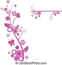 植物, 設計