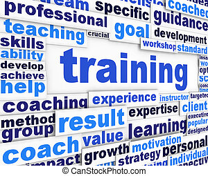 概念性, 訓練, 設計, 消息