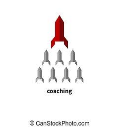 概念, 事務, 教練