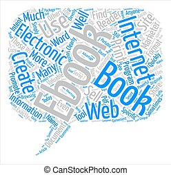概念, 詞, 正文, ws, 背景, 雲, ebooks