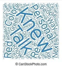 概念, 詞, 關係, 正文, 背景, 路徑, 雲
