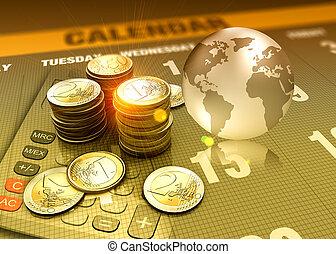 概念, 財政, 投資