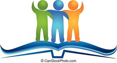 標識語, 書, 友誼, 數字