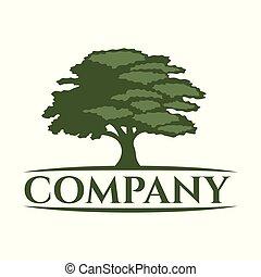 標識語, 現代, 樹
