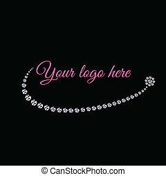 標識語, 鑽石, 富有魅力