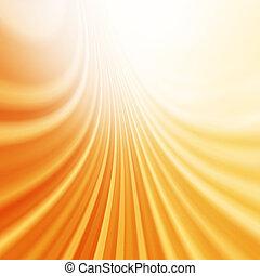 橙色 背景