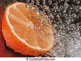 橙, 刷新