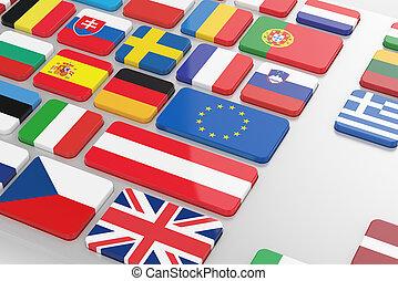 歐洲, 概念