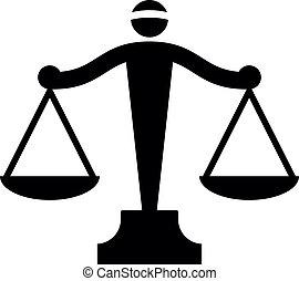 正義, 矢量, 圖象, 規模