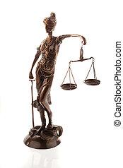正義, justitia., 符號