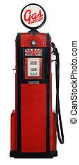 气体, 1950s, 泵